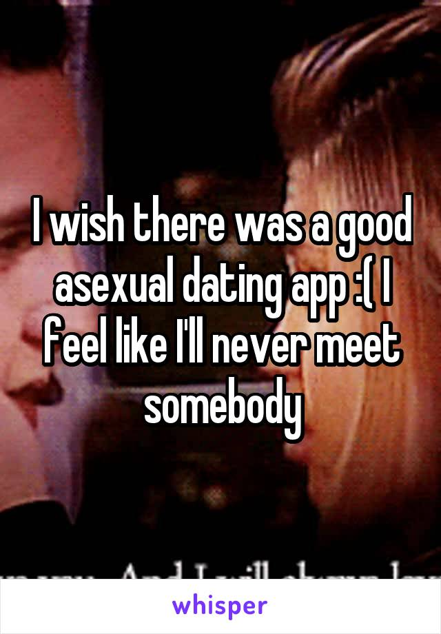 dating website for asexuals