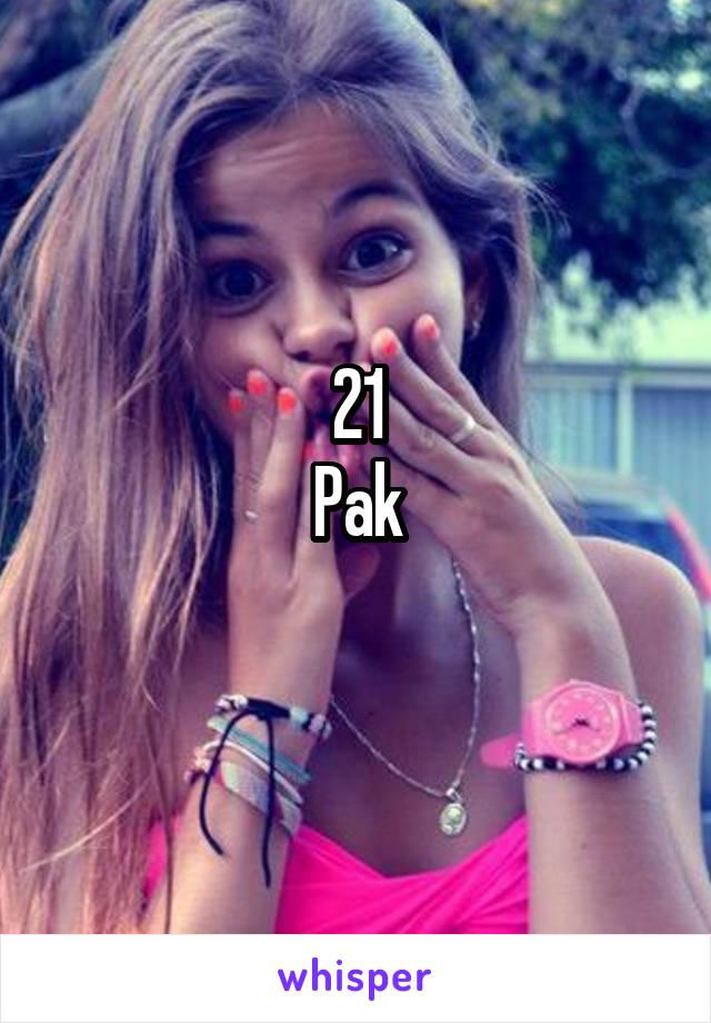21 Pak