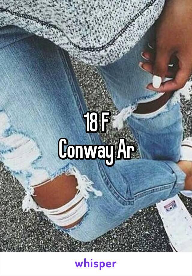 18 F Conway Ar