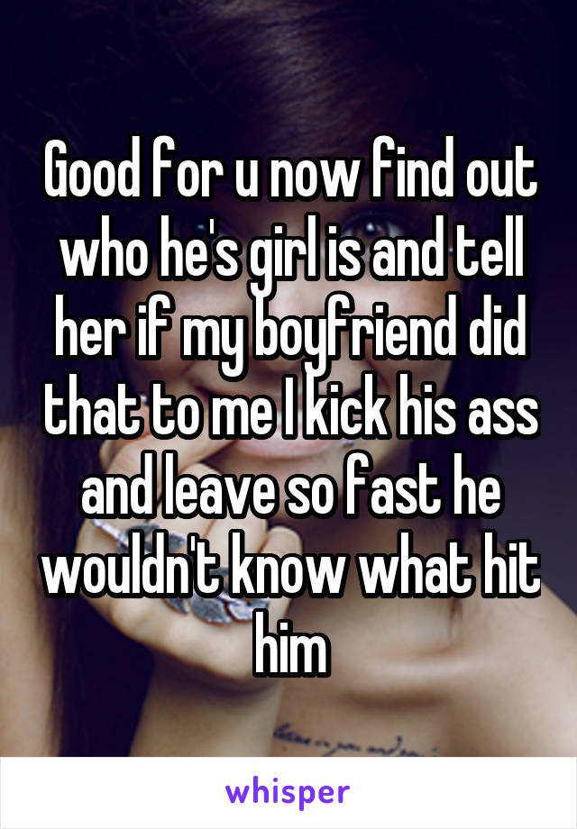 My boyfriend used to be nice now hes an asshole