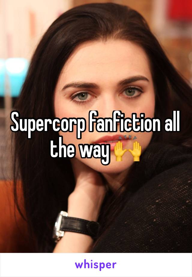Supercorp Fanfic