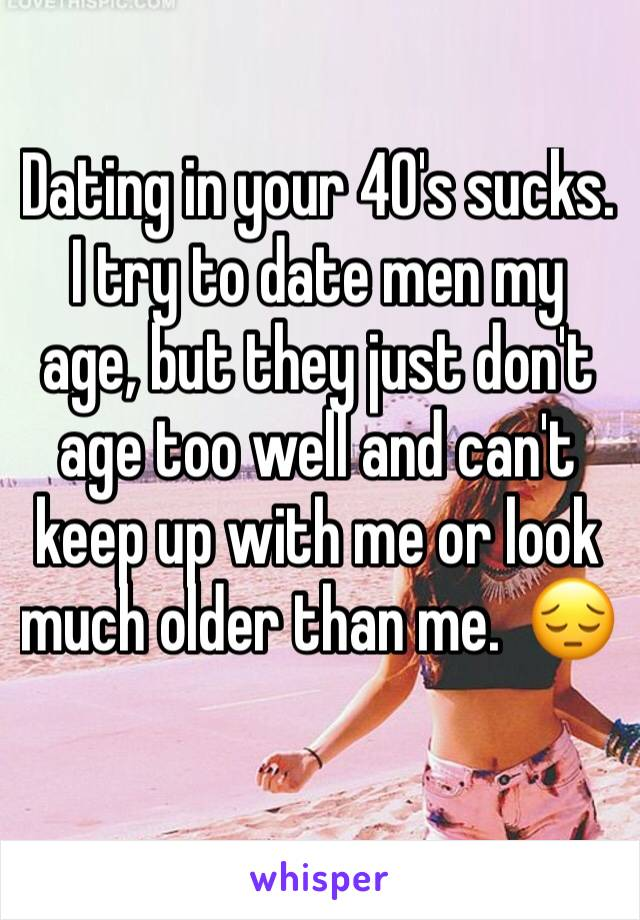What is dating like in your 40s