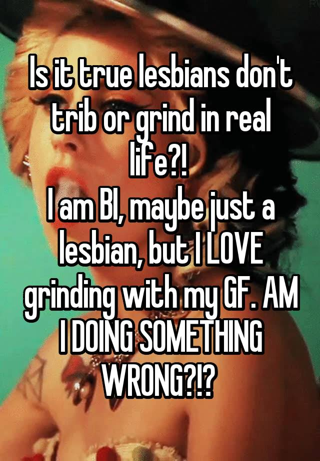 4 lesbian life true