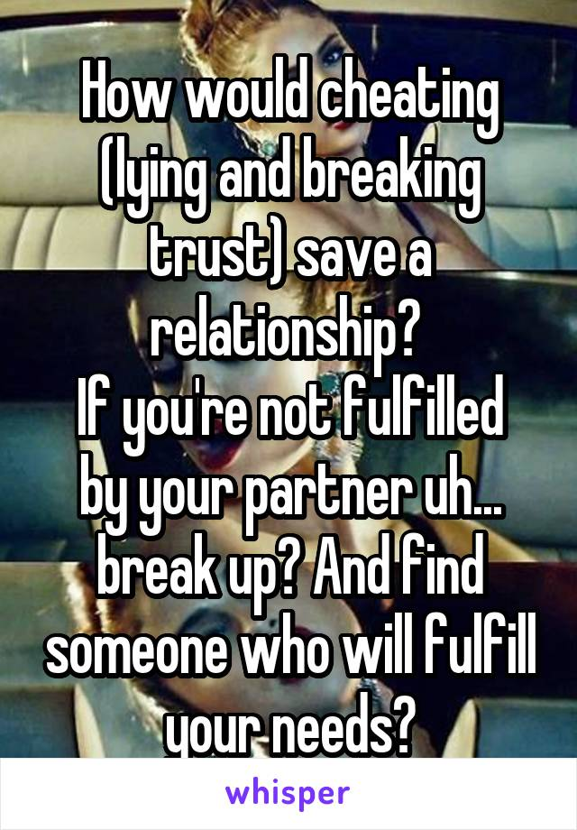 How to save a relationship after lying understand