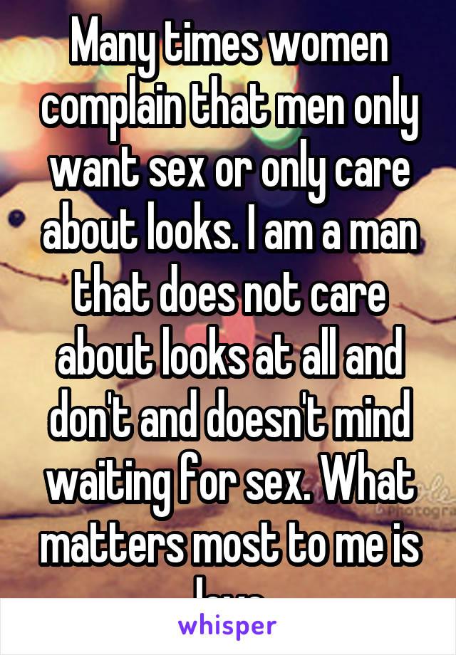 How often do most men want sex