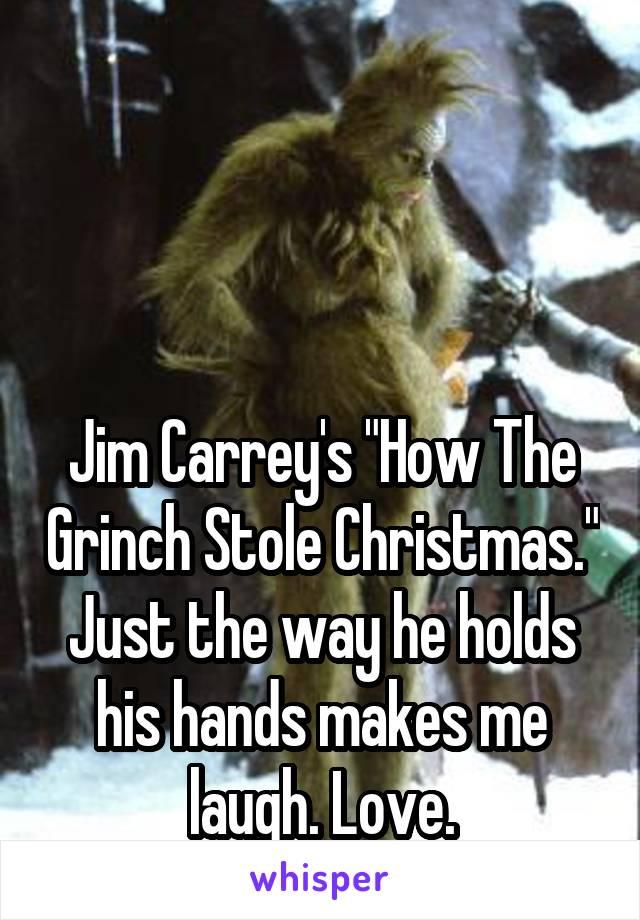 Jim Carrey\'s \