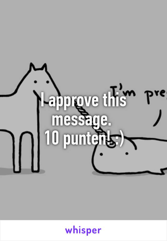 10 punten