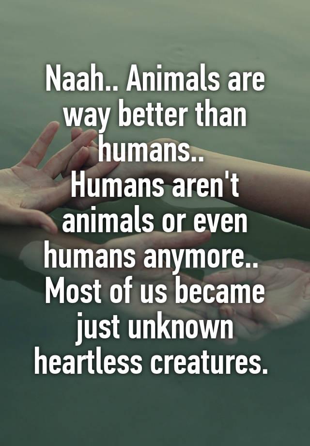 giraffes are heartless creatures
