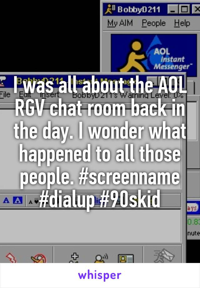 what happened to chat rooms