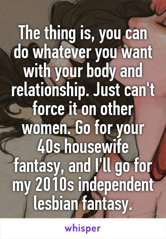 relationships in your 40s