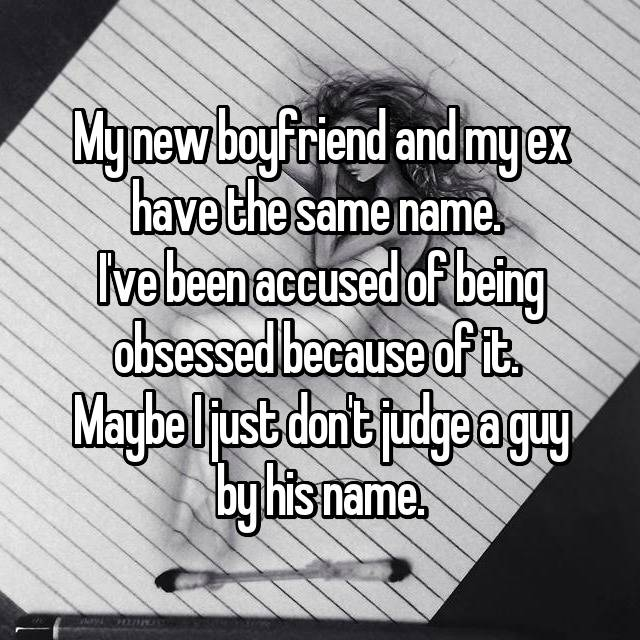 Dating Someone with the SAME LAST NAME ok