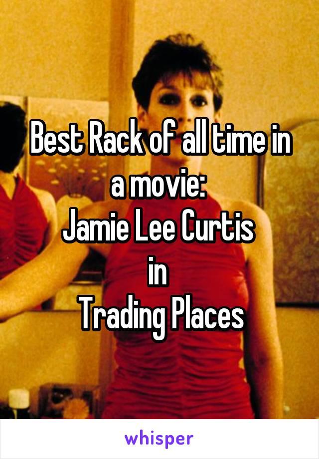 Jamie Lee Curtis Trading