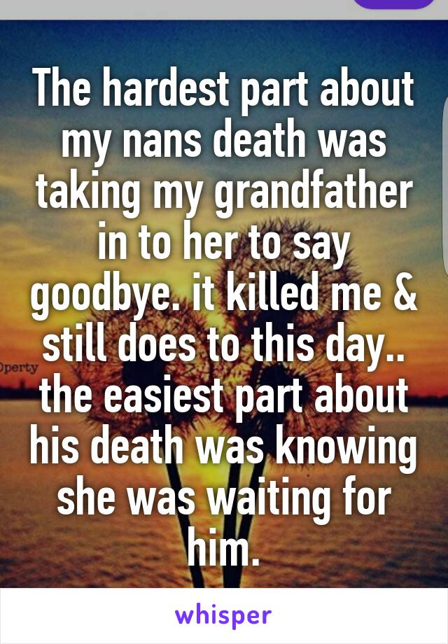 about my grandfather