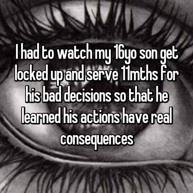 21 painful lessons parents had to let kids learn for themselves rh whisper sh lessons learned hard way hard lessons learned in life