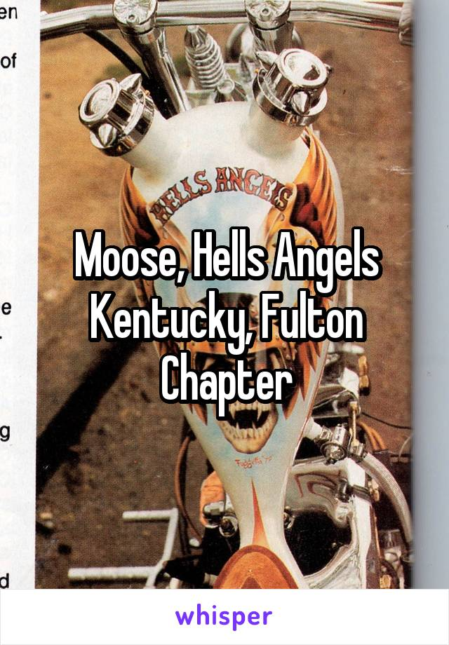 Hells angels kentucky