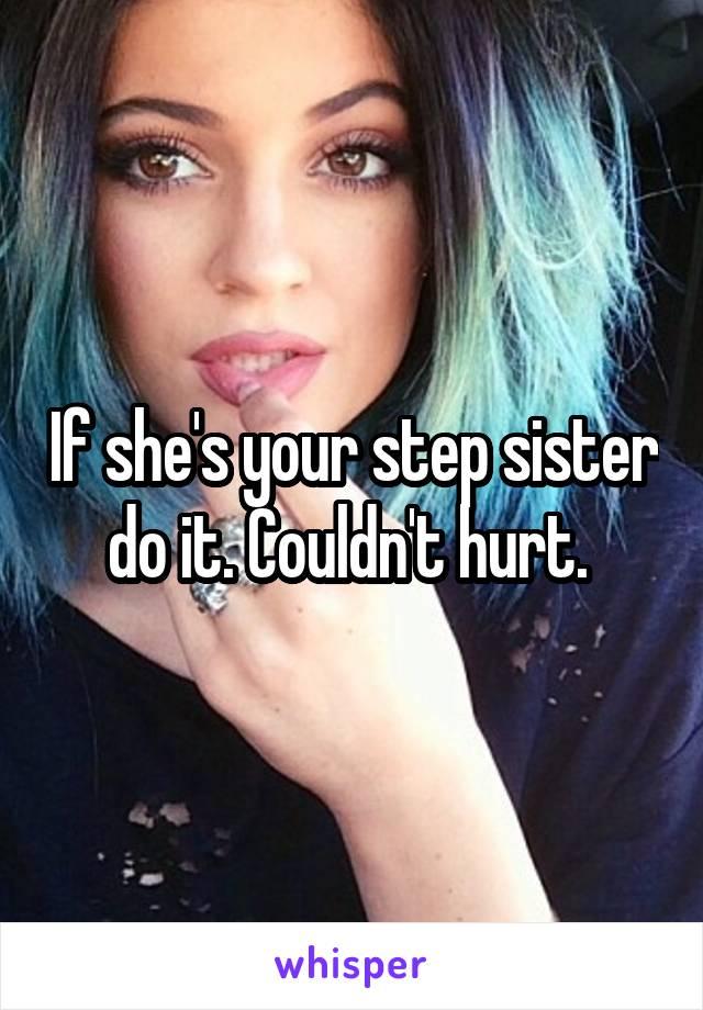 It okay she stepsister-1836