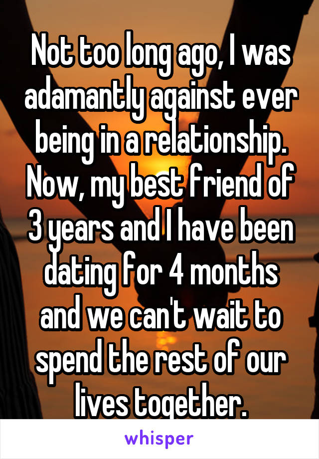 have we been dating too long