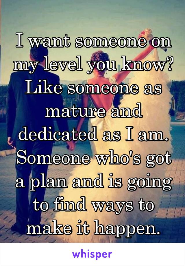 what makes someone mature