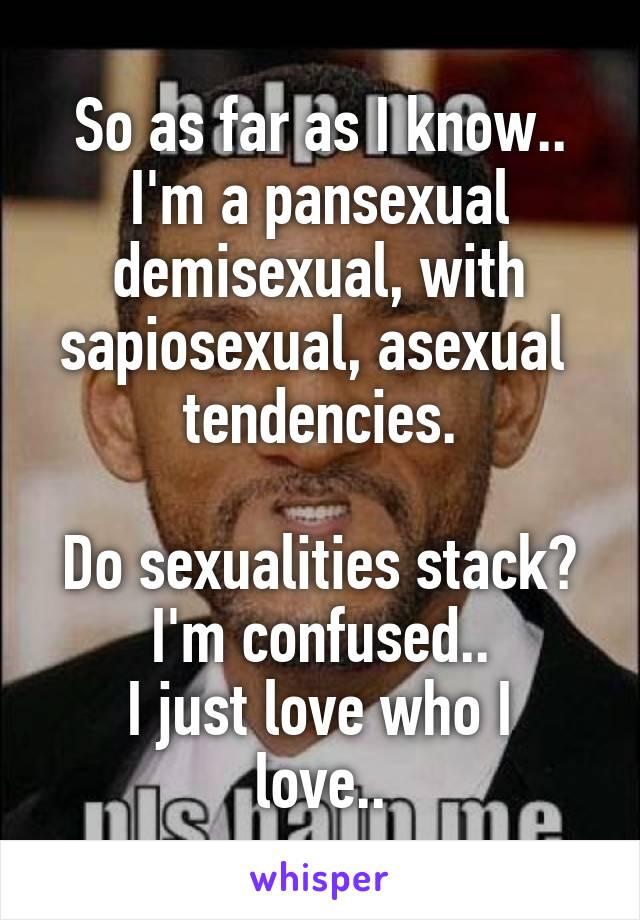Sapiosexual pansexual