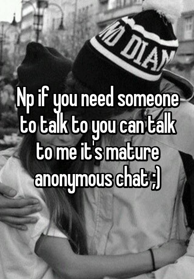 Np text talk