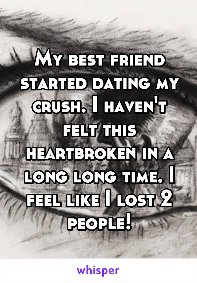 dating my longtime friend