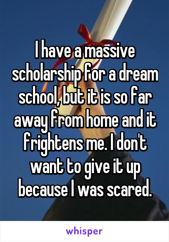 Heres Why Im Not Attending My Dream School