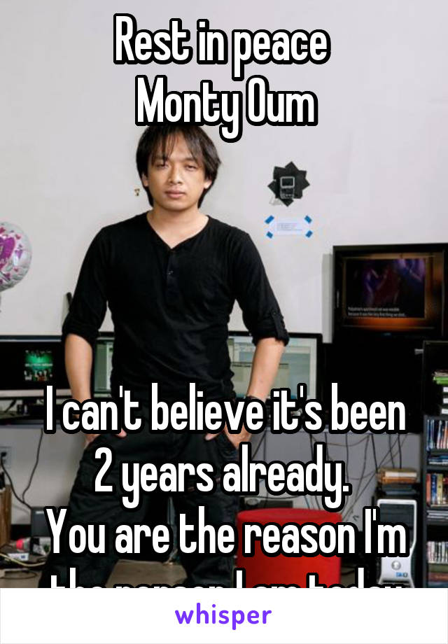 Im With Zombies We Cannot Rest In Peace >> Rest In Peace Monty Oum I Can T Believe It S Been 2 Years Already