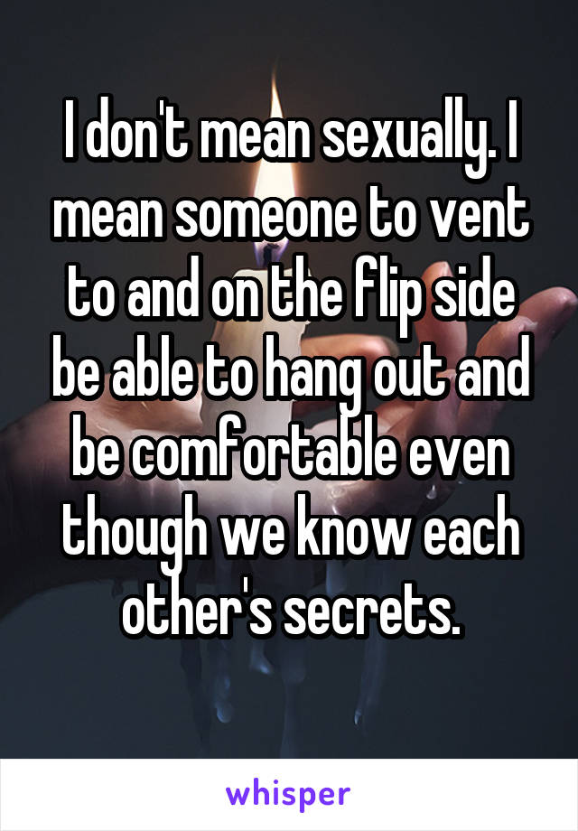 What does flip mean sexually