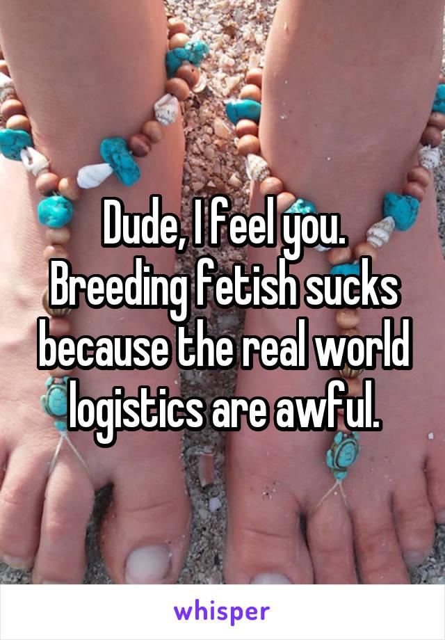 Breeding fetish