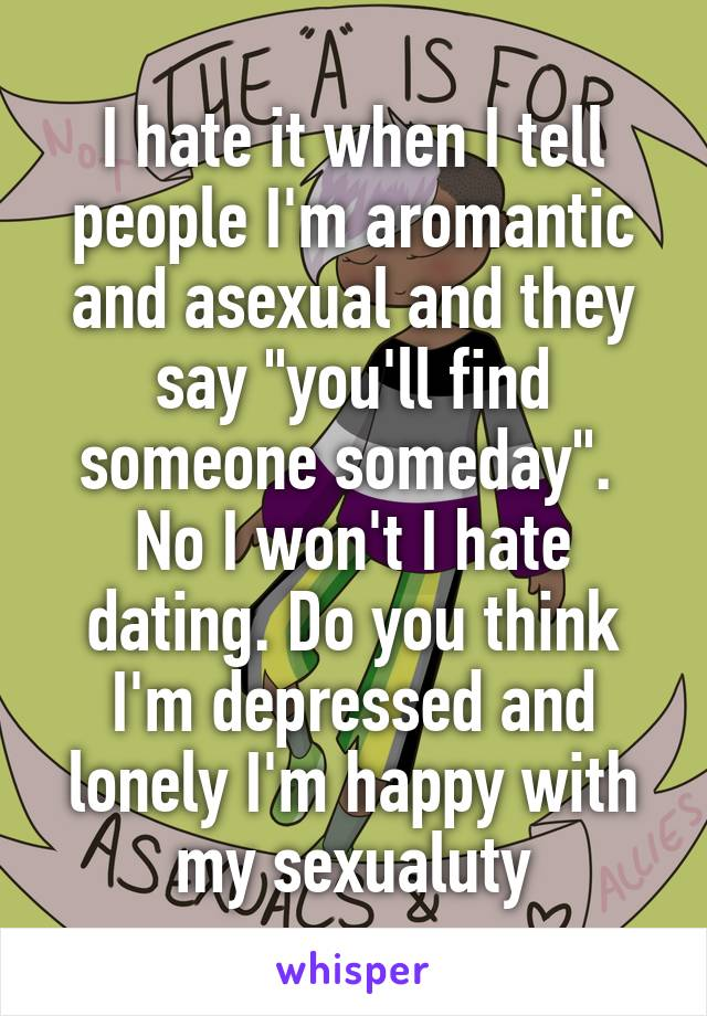 lonely but hate dating