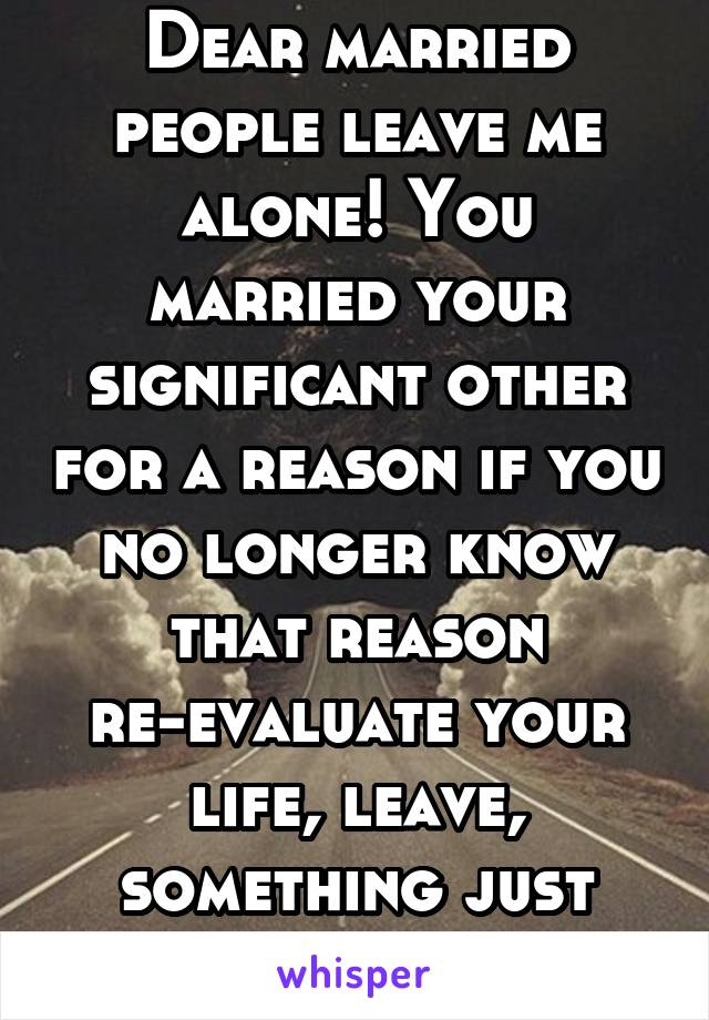 knowing when to leave your marriage