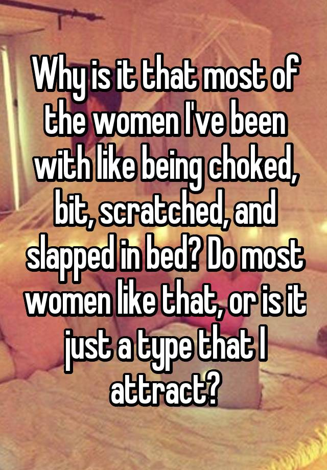 what women like most in bed