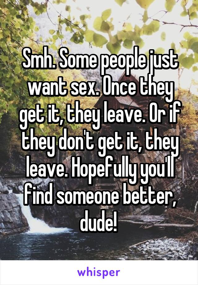 Find people who want sex