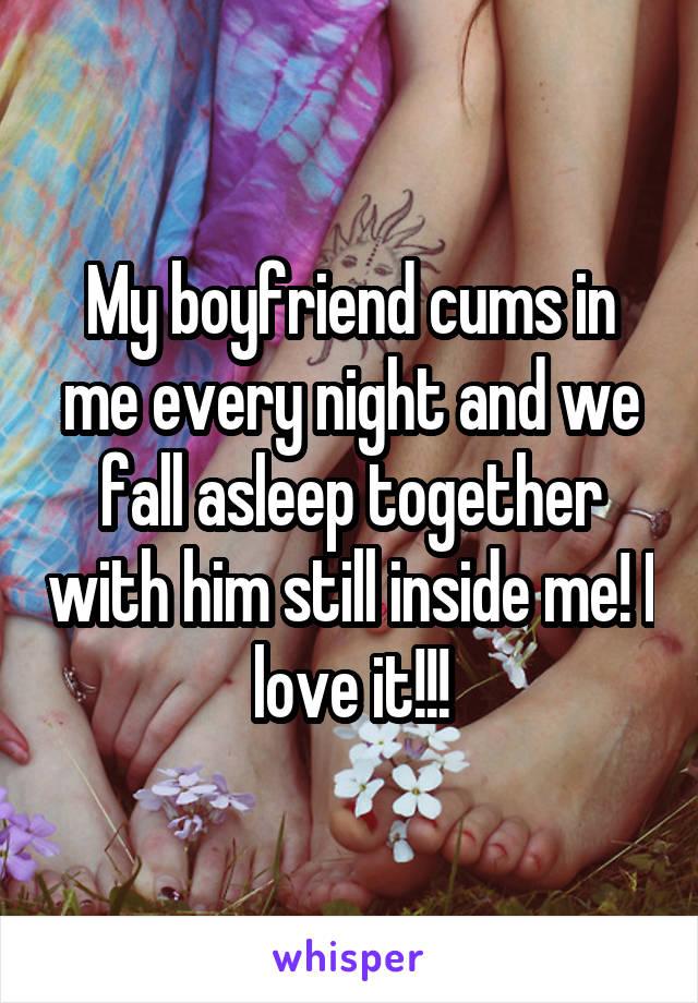 Boyfriend Fucks Me Dildo