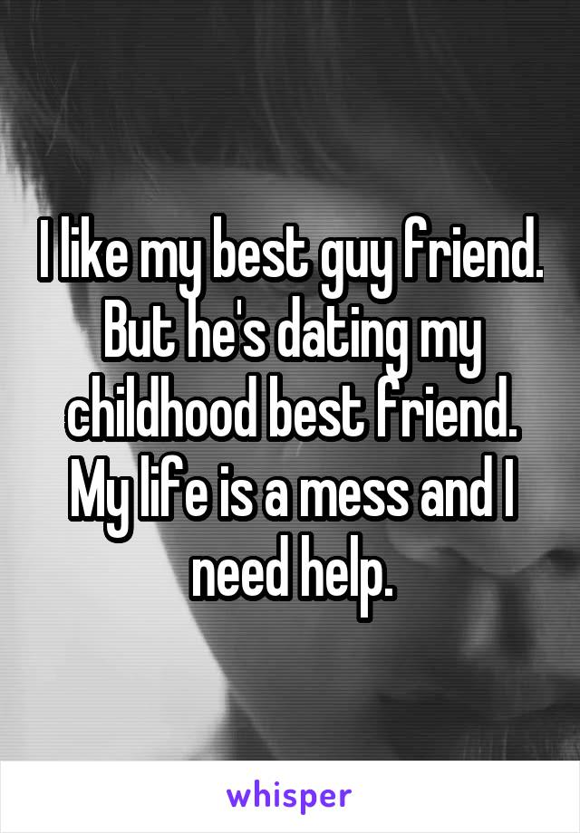 my best friend is dating my best guy friend