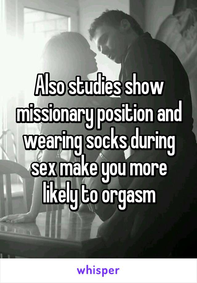 Position Missionary caption sex