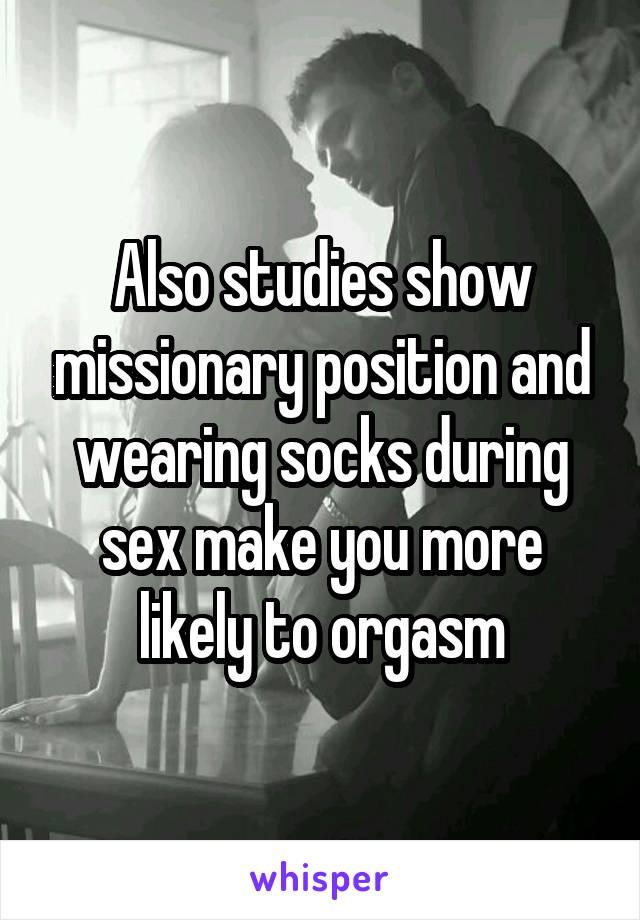 Position Missionary caption sex