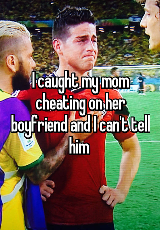 Reply, cheating soccer moms accept