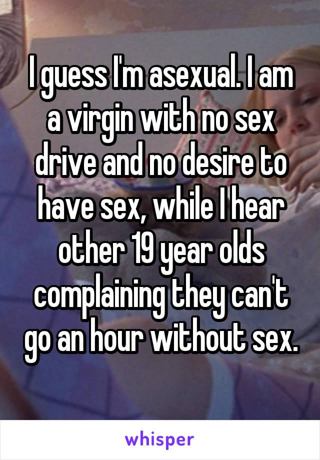 Wife has no sex desire