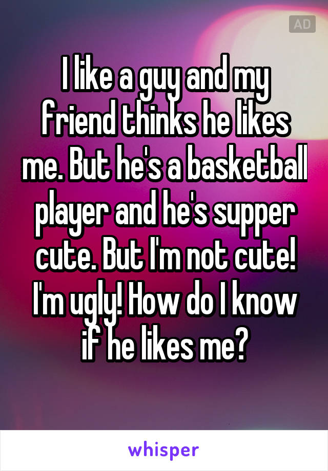 How do you know if he is a player