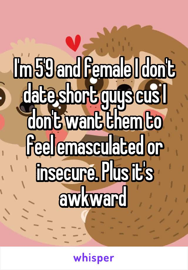 how to date as a short guy