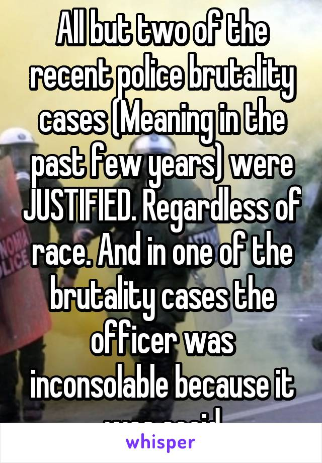 police brutality meaning