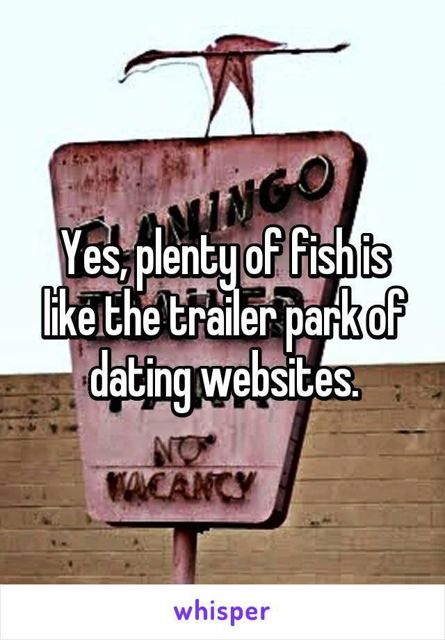 dating websites fish
