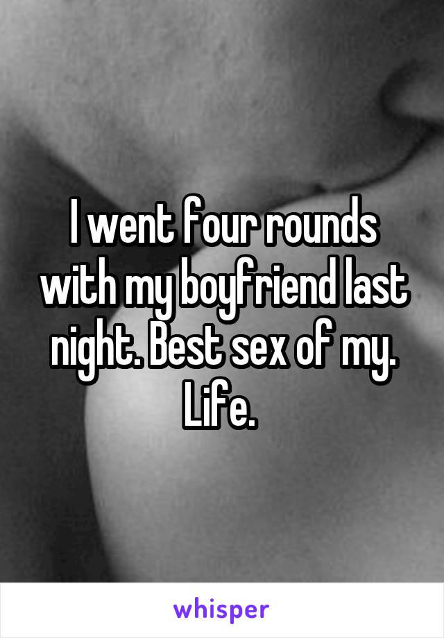 four the best sex