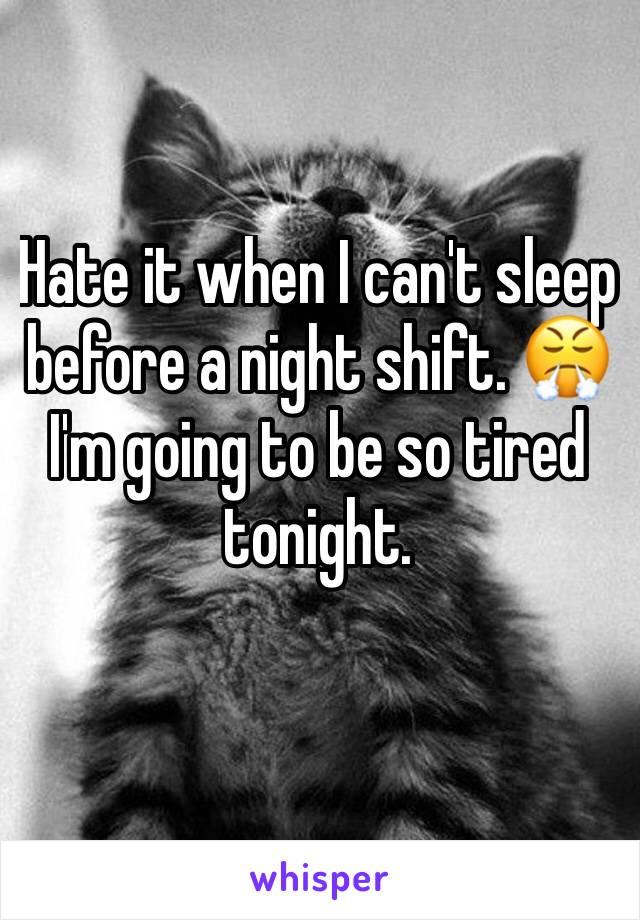 Nap before night shift meme