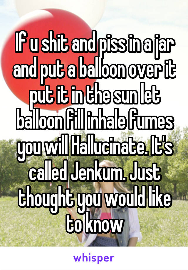 Balloon piss pictures