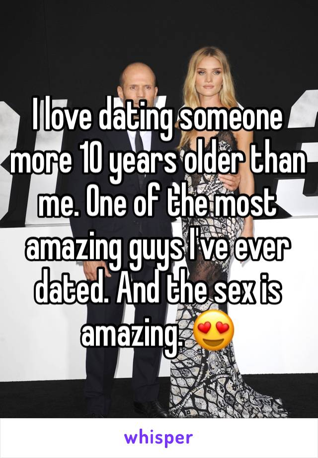 dating a guy 10 years older