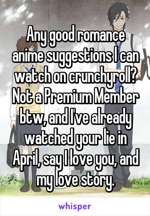 say i love you crunchyroll