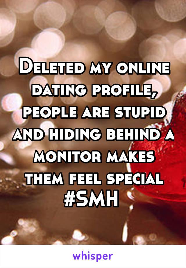 Smh online dating