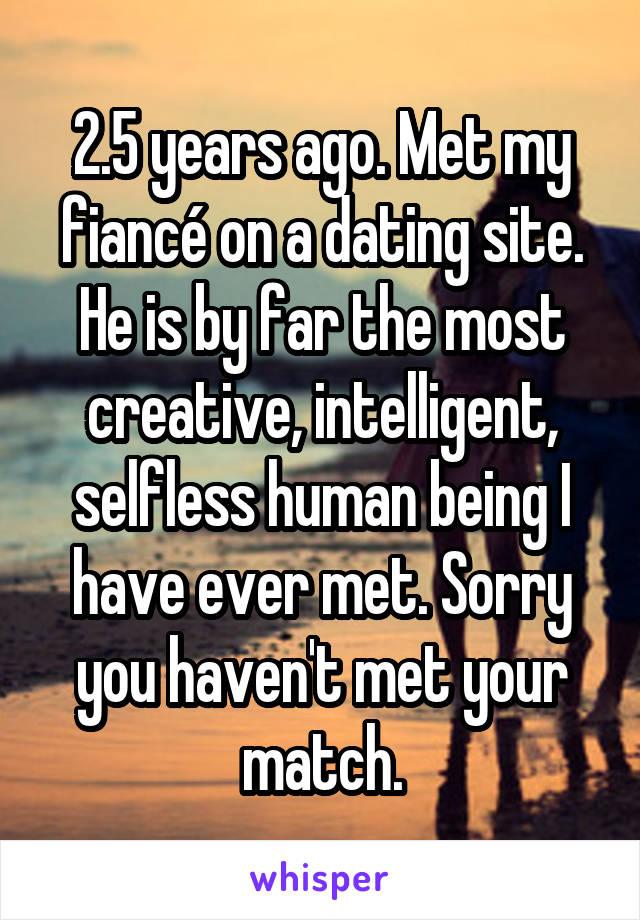 Have i met my match